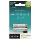 Μπαταρίες Επαναφορτιζόμενες Sony AAA 800mAh NiMH (2τεμ.)