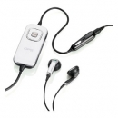 Hands Free Stereo Sony Ericsson HGE-100 Ασημί