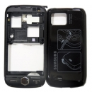 Γνήσια Πρόσοψη Samsung i8000 Omnia II Μαύρο