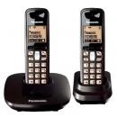 Ασύρματο Τηλέφωνο Panasonic KX-TG6412 Μαύρο