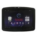 Θήκη Silicon Motorola XOOM 10.1 Flat Μαύρο