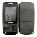 Πρόσοψη Samsung D900 Μαύρο