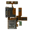 Γνήσια Πλακέτα με Βάση Κάρτας Μνήμης & Κάρτας Sim Sony Ericsson W380