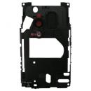 Γνήσιο Μεσαίο Πλαίσιο Sony Ericsson Xperia X10 Mini Μαύρο