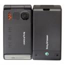 Γνήσια Πρόσοψη Sony Ericsson W380 Μαύρο
