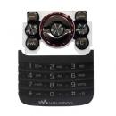 Γνήσιο Πληκτρολόγιο Sony Ericsson W395 Titanium