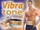 Ζώνη Παθητικής Γυμναστικής και Αδυνατίσματος Vibra tone - Ζώνη Αδυνατίσματος και σύσφιξης με χειριστήριο και τσάντα μεταφοράς