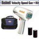 Speed Tester Bushnell Velocity Speed Gun 101911 + Accessory Kit