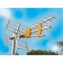 Νέα ΕΞΩΤΕΡΙΚΗ ΨΗΦΙΑΚΗ ΚΕΡΑΙΑ TV UHF PLANET ΤΡΙΠΛΗ 01L LTE (SMALL) HD νέας γενιάς