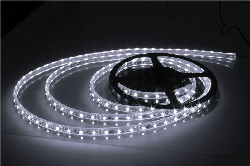 LDT-73WH TAINIA LED ΛΕΥΚΗ 5m IP-67